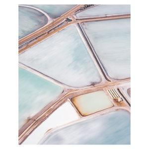 'Salted Pastels III'